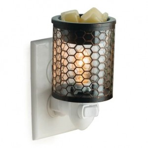 Аромасветильник Candle Warmers Марокканский Металл / Candle Warmers Plug in- Morocaan